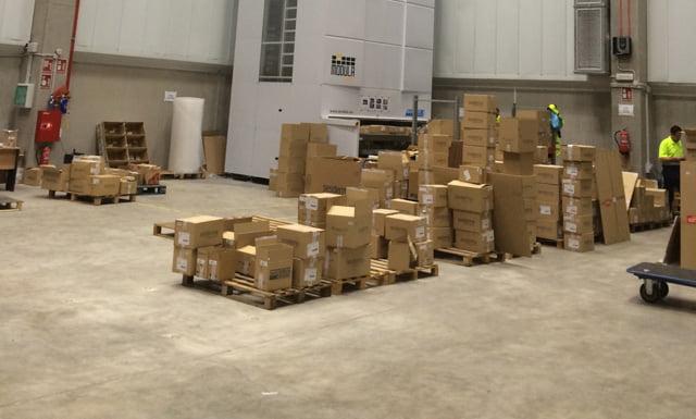 Aza Logistics aumenta su facturación un 30% gracias al almacén de temperatura controlada