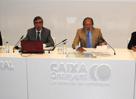 Caixa Ontinyent tuvo un volumen de negocio de 16,3 millones y unos beneficios netos de 4,6