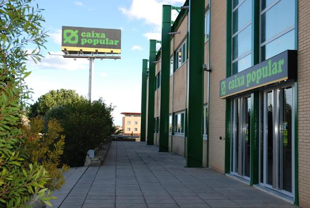Caixa Popular sede social