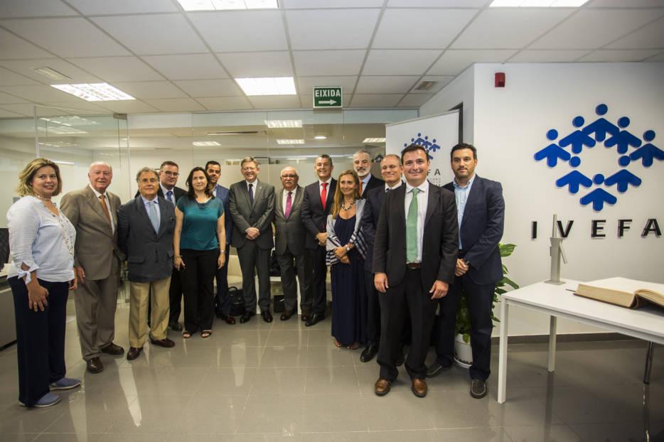 José Bernardo Noblejas renueva como presidente de Ivefa hasta 2020