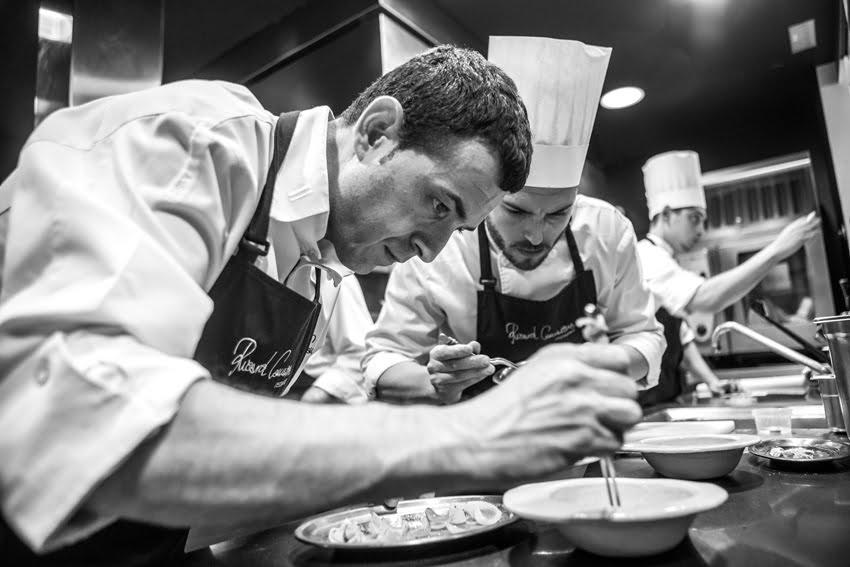 Ricard Camarena, nominado al Premio Nacional de Gastronomía