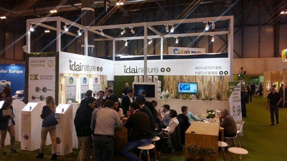 Idai Nature presentará sus últimas innovaciones en fitosanitarios naturales en Fruit Attraction