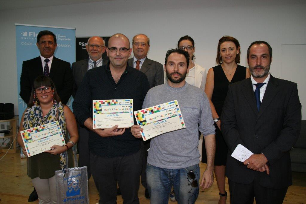 El concurso ideas+innovadoras ya tiene ganadores