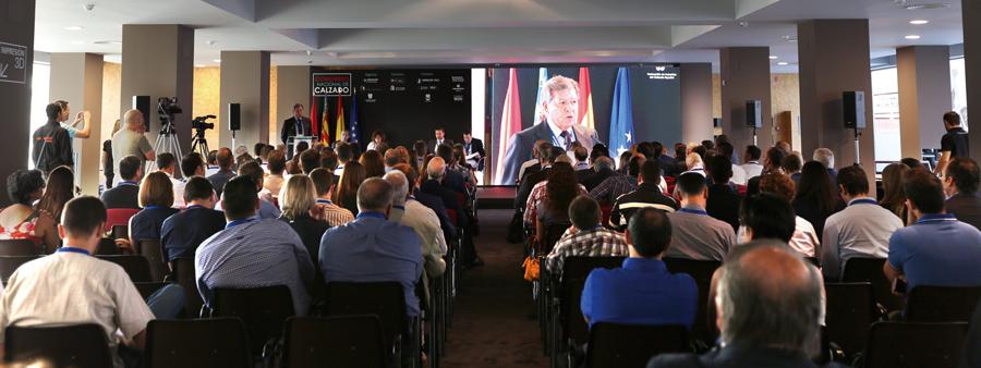 El Congreso Nacional de Calzado congrega a más 200 asistentes en Elda