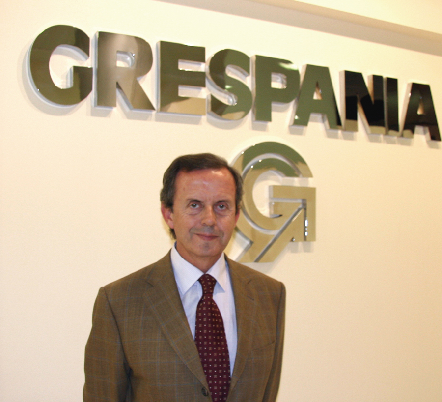 Grespania invierte 25 millones para fabricar laminado porcelánico extrafino de gran formato