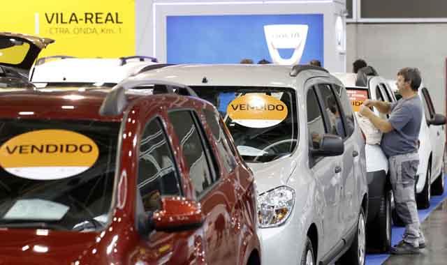 La Feria del Automóvil de Valencia, el mayor concesionario de coches de España