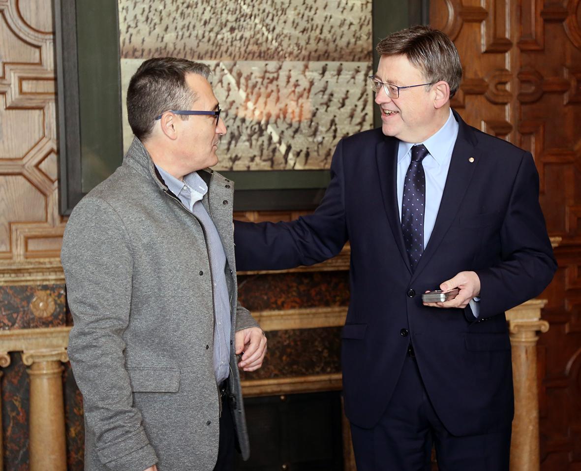 La deuda histórica del Estado con la Comunidad Valenciana supera los 14.000 millones de euros