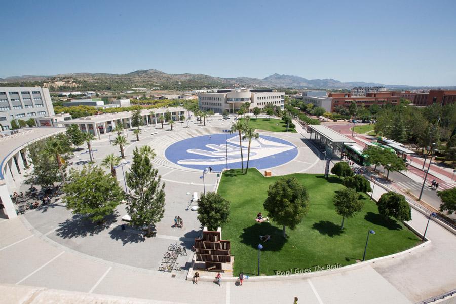 La UJI, en el puesto 79 de los campus universitarios más sostenibles del mundo