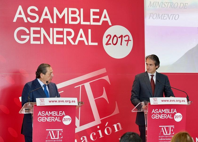 El AVE Valencia-Castellón funcionará a modo de pruebas a partir del 20 de marzo