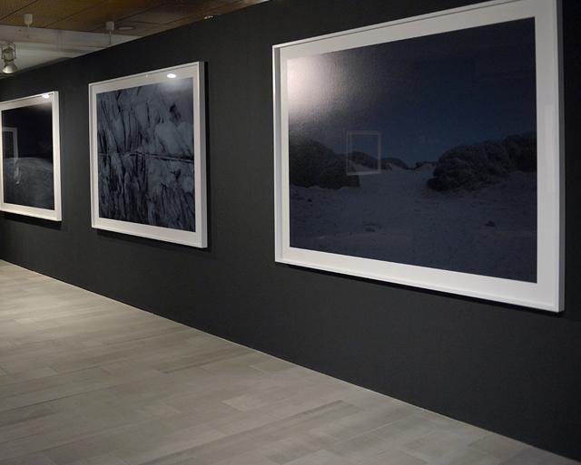 Exposición de fotografía de Juan Fabuel en la Fundación Bancaja