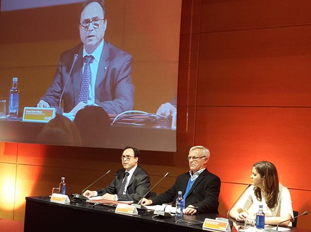 Soler pide alianza de ayuntamientos y comunidades frente al modelo de financiación