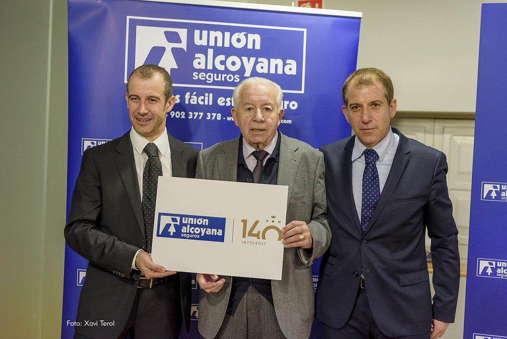Unión Alcoyana celebra su 140 aniversario