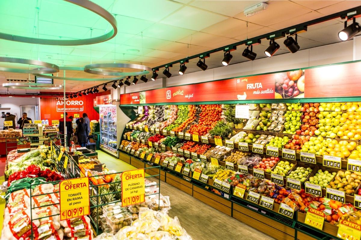 Grupo DIA inicia la renovación de sus más de 2.000 tiendas DIA Market