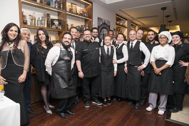 Ameyal celebra su primer año en Valencia como restaurante de alta cocina mexicana