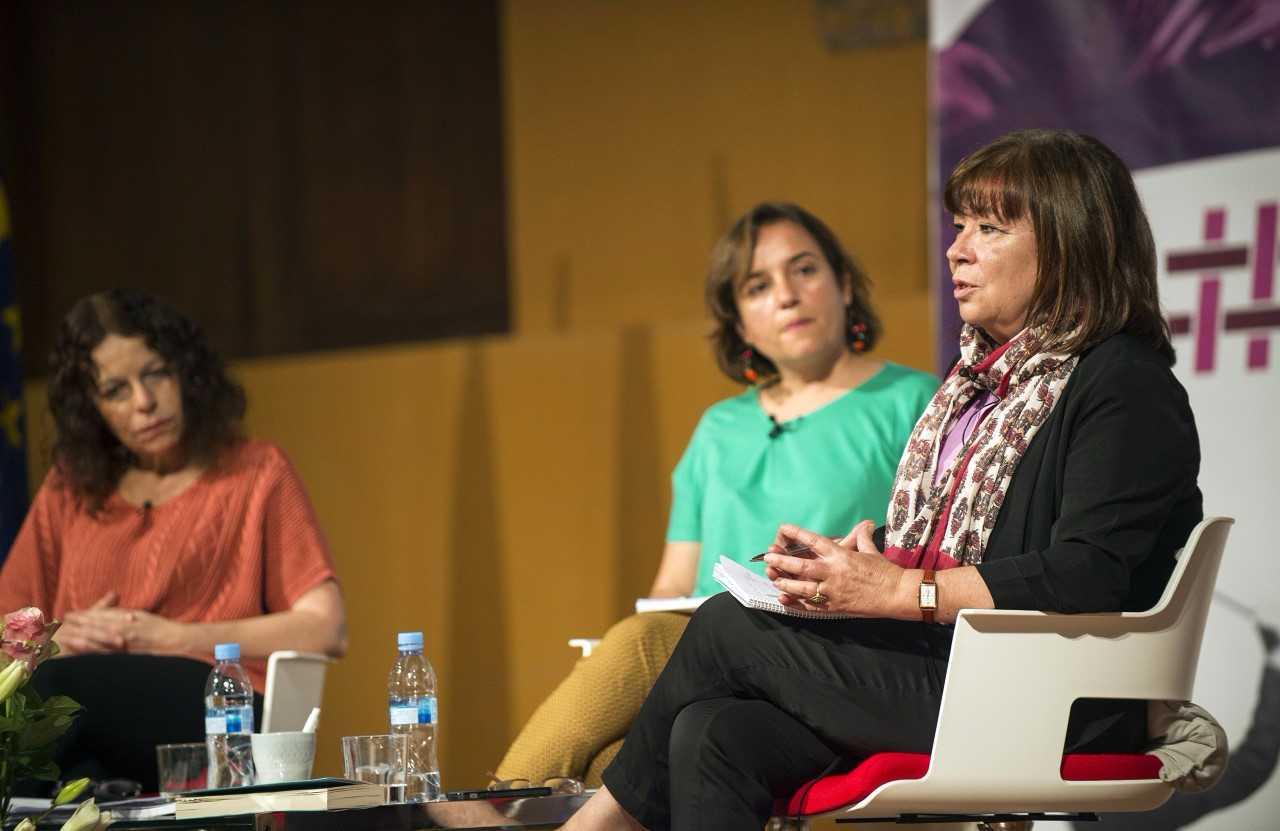 Cristina Narbona defiende el cambio del modelo alimentario para combatir el calentamiento global