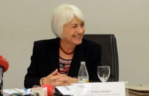 Carmen Herrero, Premio Jaime I de Economía