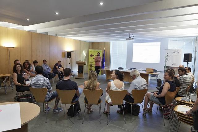 El CEEI de Castellón pone en contacto empresas innovadoras en el SOMA Tech Hub