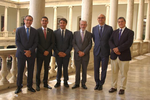 La AGV financia con 410.000 euros estudios sobre turismo de las universidades públicas