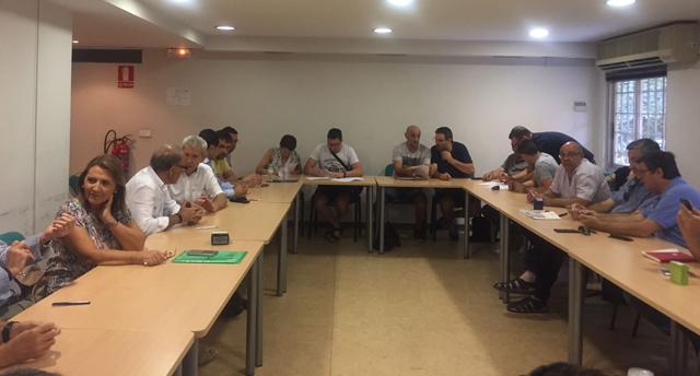 Femeval, CC.OO y UGT llegan a un principio de acuerdo sobre el convenio colectivo