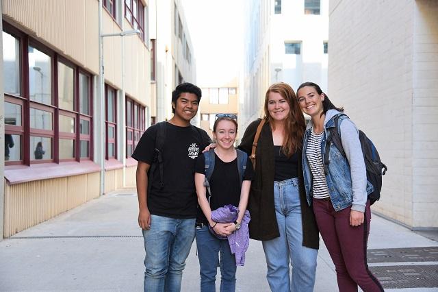 La UPV, líder en España en internacionalización de alumnos y profesores
