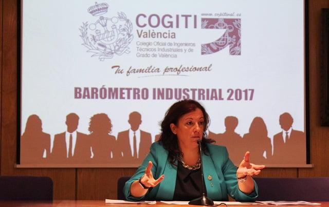 Imagen destacada Angélica Gómez seguirá cuatro años más al frente del Cogitival