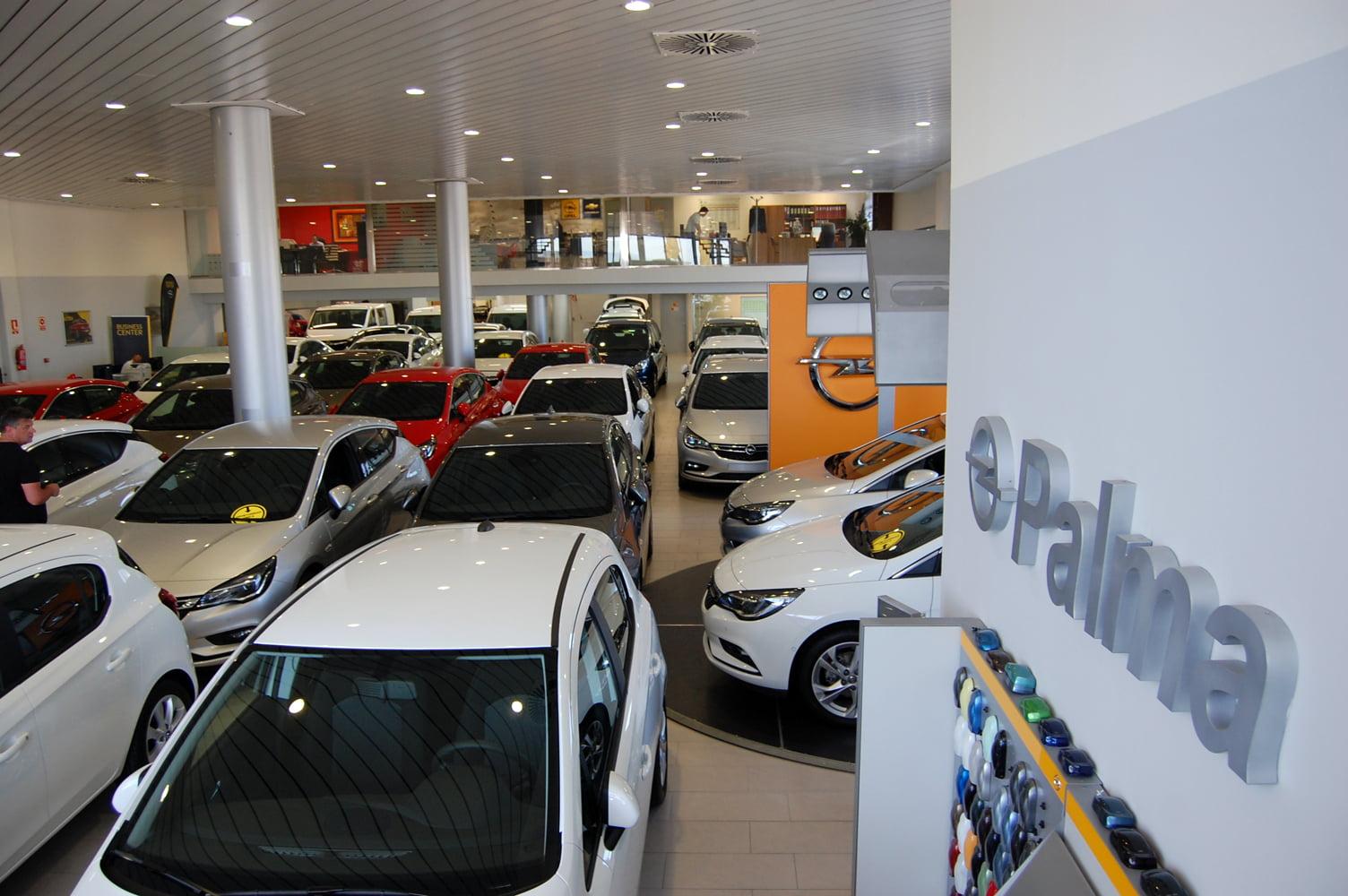En Opel Palma hasta final de mes todo el stock a precios de kilometrocero