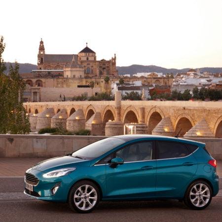 Ford Europa ha informado hoy de que en octubre sus ventas en Europa han crecido el 3,4 %, hasta las 108.200 unidades.