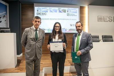 Imagen destacada Una residencia para mayores innovadora, premio ESIC Valencia a la Mejor Iniciativa Emprendedora