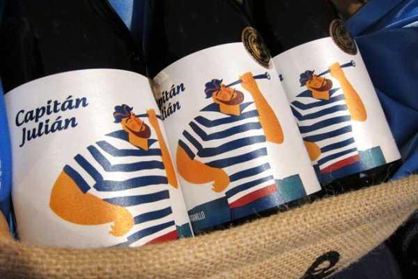 El vino Capitán Julián, de Bodegas Ontinium, elegido Vino Solidario del Año