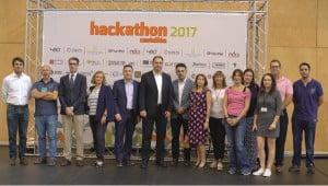 Un proyecto de inteligencia artificial de alumnos de la Politécnica gana el reto del Hackaton Castellon
