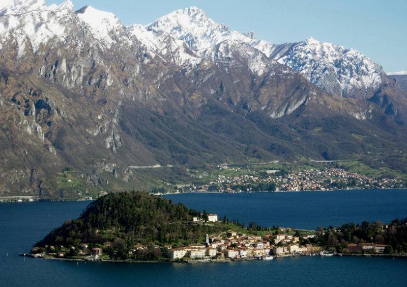 Recorriendo el Lago di Como (Italia)