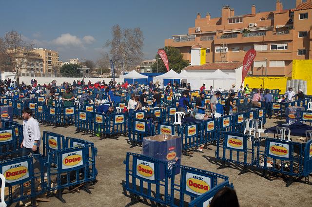 Dacsa abre la convocatoria de la segunda edición de su Liga Oficial de Paellas