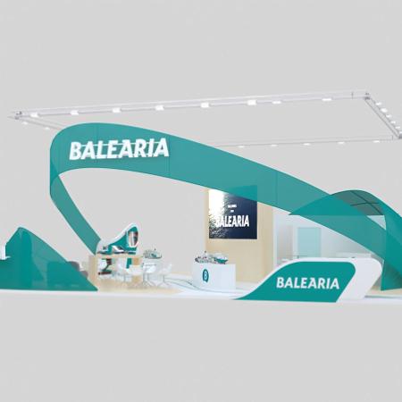 Imagen destacada Baleària presentará en Fitur su proyecto de flota ecoeficiente