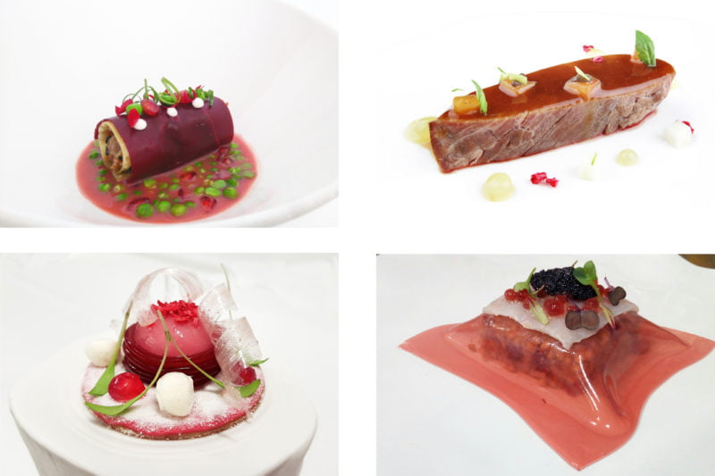 Dos chefs de la Comunitat, finalistas del Concurso de Cocina con Granadas de Elche