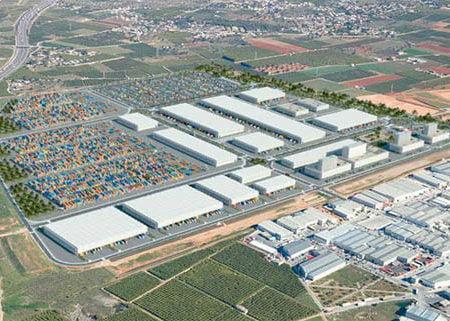 parque logístico valencia