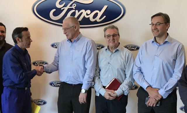 El Acuerdo de Competitividad entre Ford y sindicatos garantiza el futuro de Almussafes