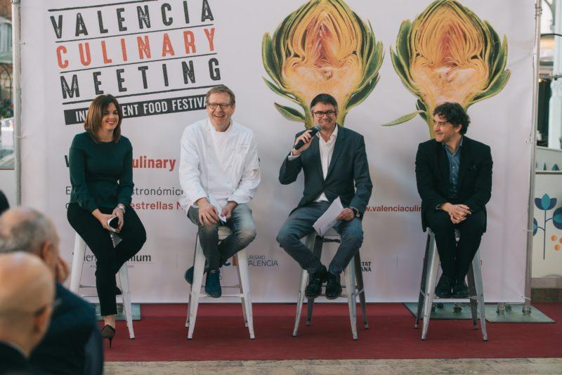 Valencia Culinary Meeting reúne 11 estrellas Michelin con menús desde 28€