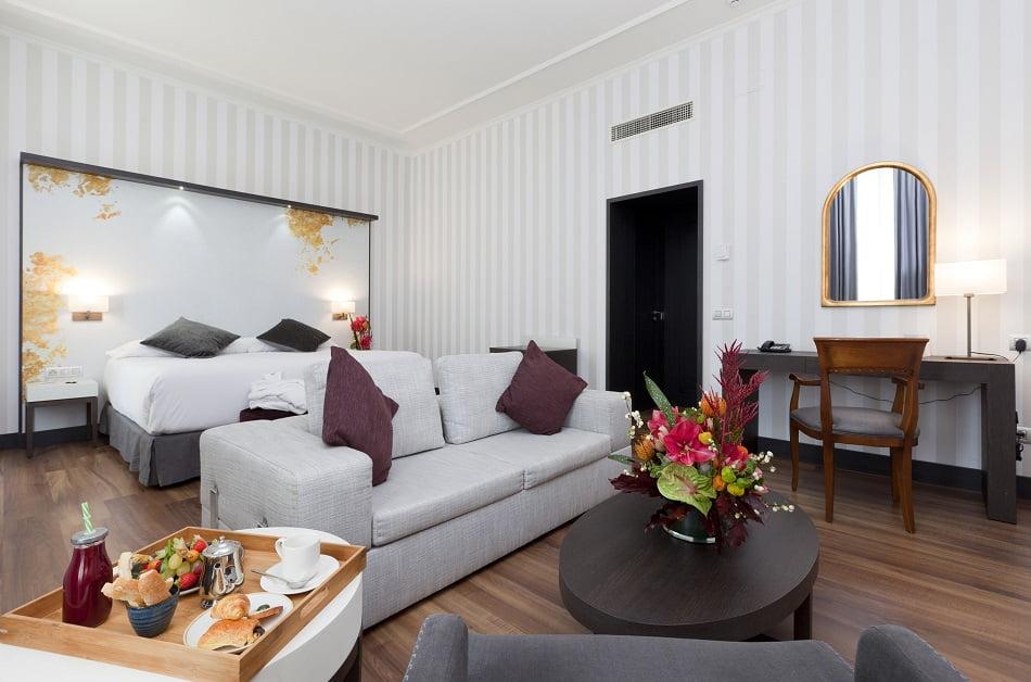 Grupo Intur reabre las puertas del Hotel Palacio San Martín en Madrid