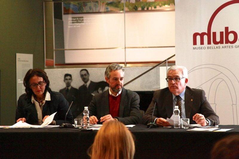 Tres exposiciones recorrerán Alicante durante la remodelación del Mubag