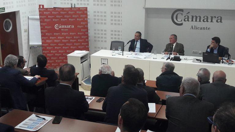 La Cámara de Alicante presenta balance positivo un año antes de lo previsto