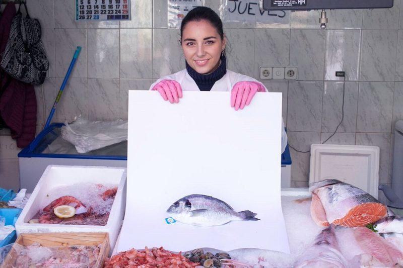 Raquel Ferrero, ganadora de la II Edición de reportajes ClickAlMercat