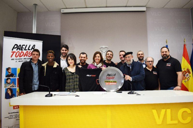 El Ayuntamiento trabaja para proclamar el Día Internacional de la Paella