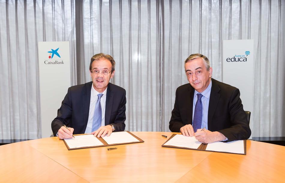 CaixaBank se suma al programa de educación financiera de Funcas