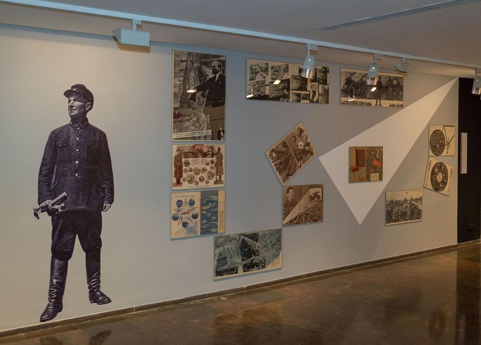 Ródchenko: el nacimiento del diseño gráfico, en el IVAM