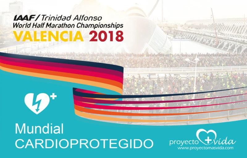 El Mundial de Media Maratón de Valencia dispondrá de cardioprotección