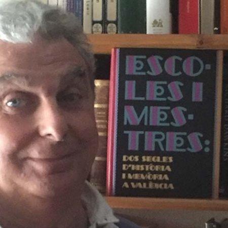 Imagen destacada Oscar Barberá, elegido nuevo decano de la Facultat de Magisteri de la UV