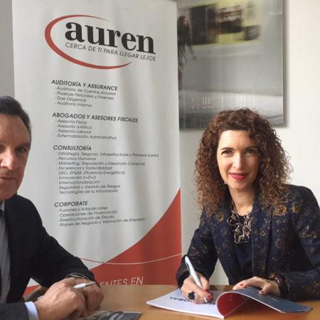 Imagen destacada Auren Valencia integra a la asesoría tributaria Sunat Asesores