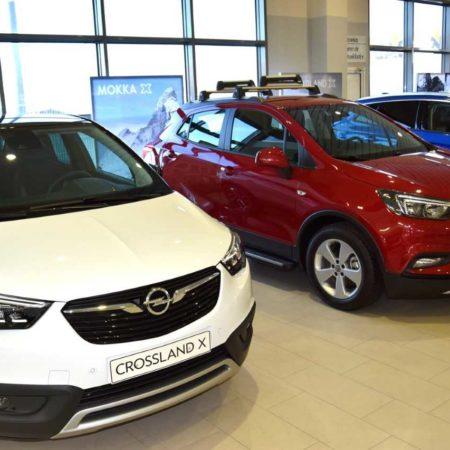 Imagen destacada Opel Palma organiza la primera feria de vehículos SUV en Paterna