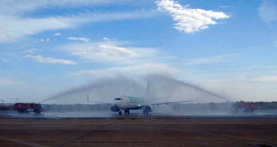 El Aeropuerto de Alicante-Elche abre unanueva ruta con París-Orly