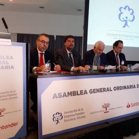 Imagen destacada Luis Barcala anuncia la creación de una oficina para inversiones en Alicante